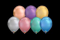 Chrome Helium balloon